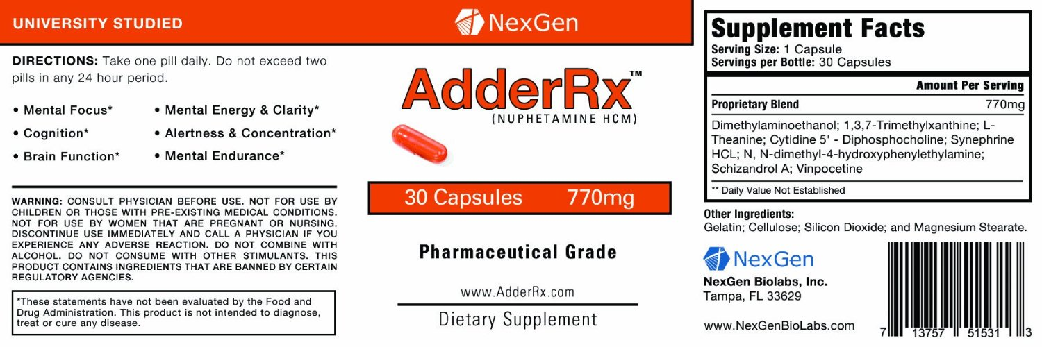 adderrx reviews  where buy in stores  cvs  u0026 gnc